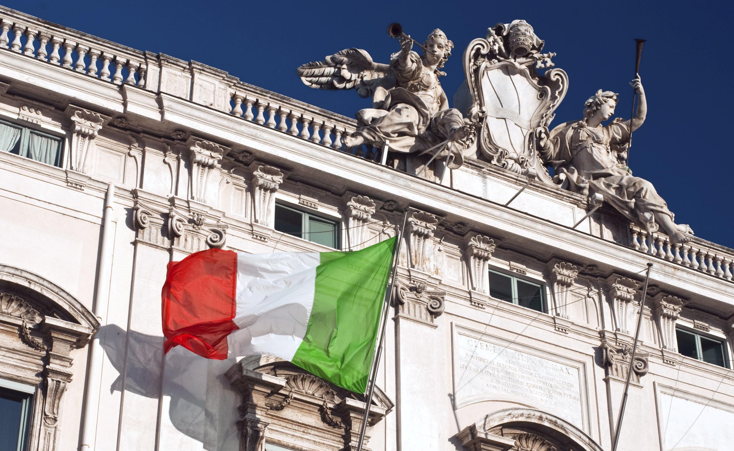 Italia impone la segunda multa más alta en Europa por infracción del RGPD: 27,8 millones de euros